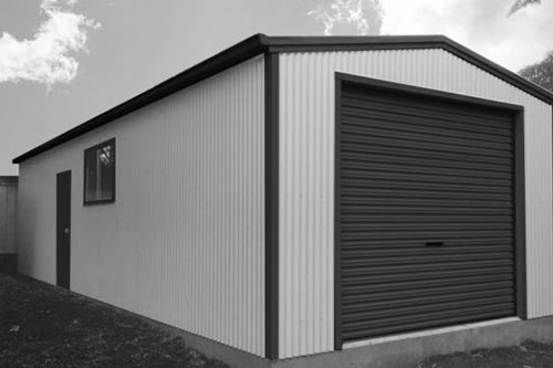 Bunbury Domestic Sheds