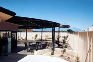 Bunbury Patios Round