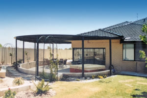 Bunbury Circular Patios Design